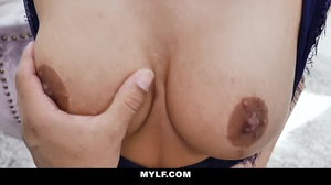 Point of view sex for a stunning young dude and a MILF